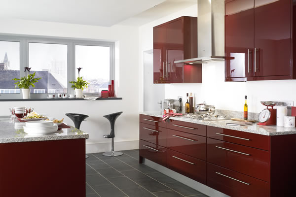 Gloss Kitchens Various Colours