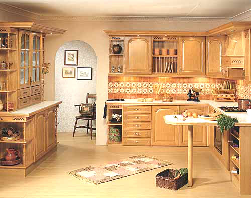 Roma Range Of Kitchens From Marshal Blake Furniture